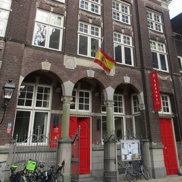 Expansión del Cervantes de en Países Bajos