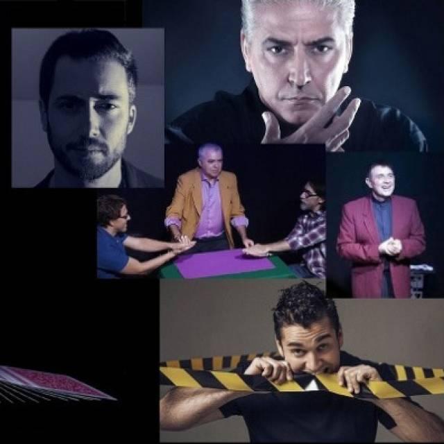 Un nuevo concepto de magia en Grada Mágica Madrid
