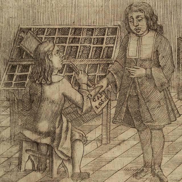 Libros y autores en el Virreinato del Perú, en el Cervantes