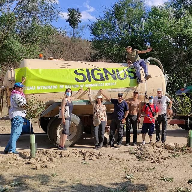 Entorno Meaques Retamares: 10 años de lucha vecinal