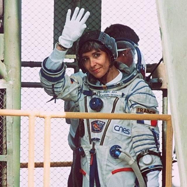 El futuro de la exploración espacial. Con Claudie Haigneré