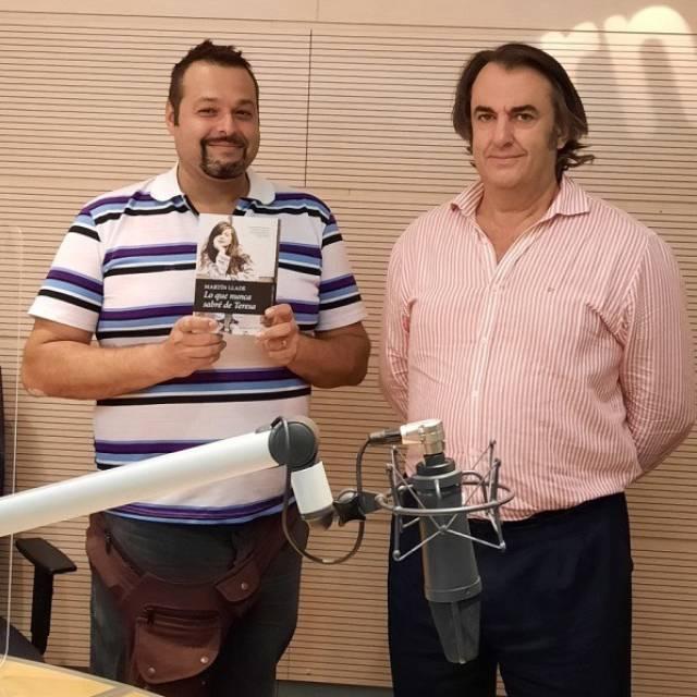 Martín Llade presenta 'Lo que nunca sabré de Teresa'