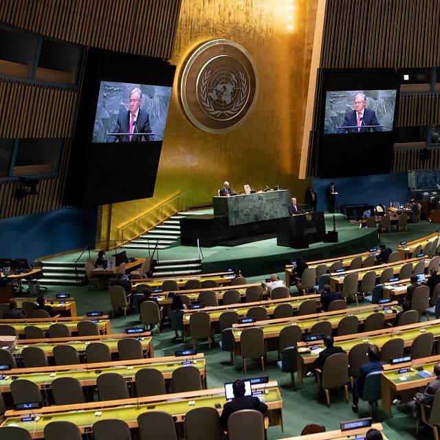 España con Naciones Unidas ante los desafíos del mundo
