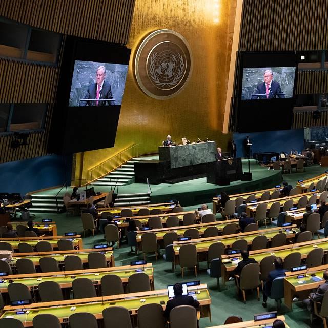 Iniciativas españolas en Naciones Unidas