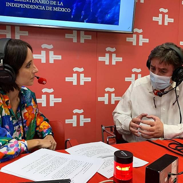 Luis García Montero en el Bicentenario de la Independencia d