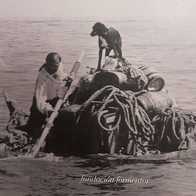 Náufragos, peregrinos y argonautas