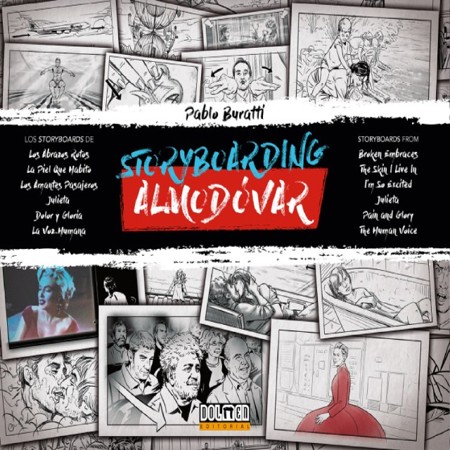 Pablo Buratti 'Storyboarding Almodóvar'