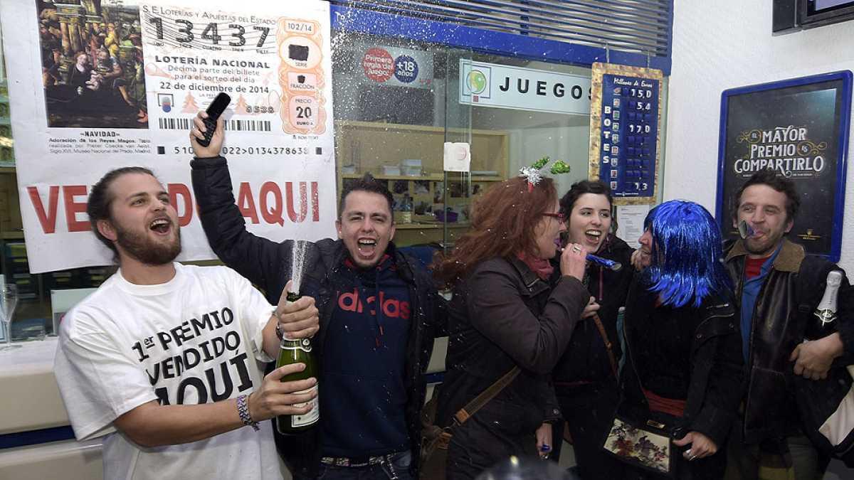 Lotería de Navidad 2014: El Gordo