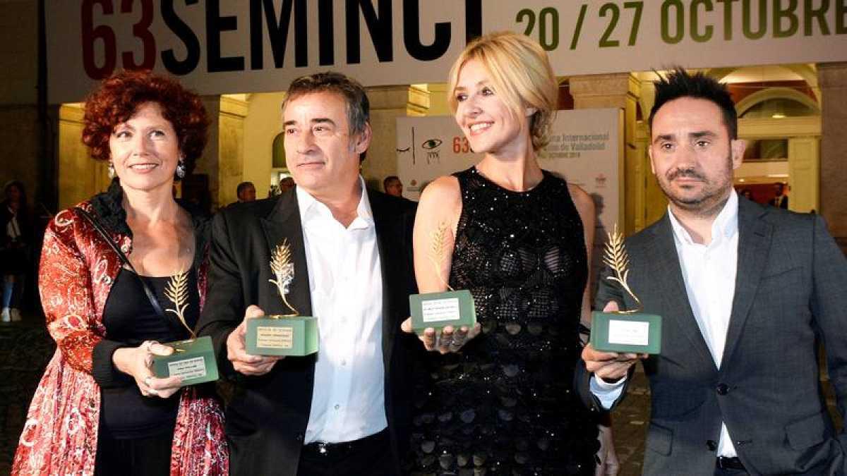 """Actriz Porno Valladolid Española j.a. bayona: """"me parece estupendo que cannes prohíba"""