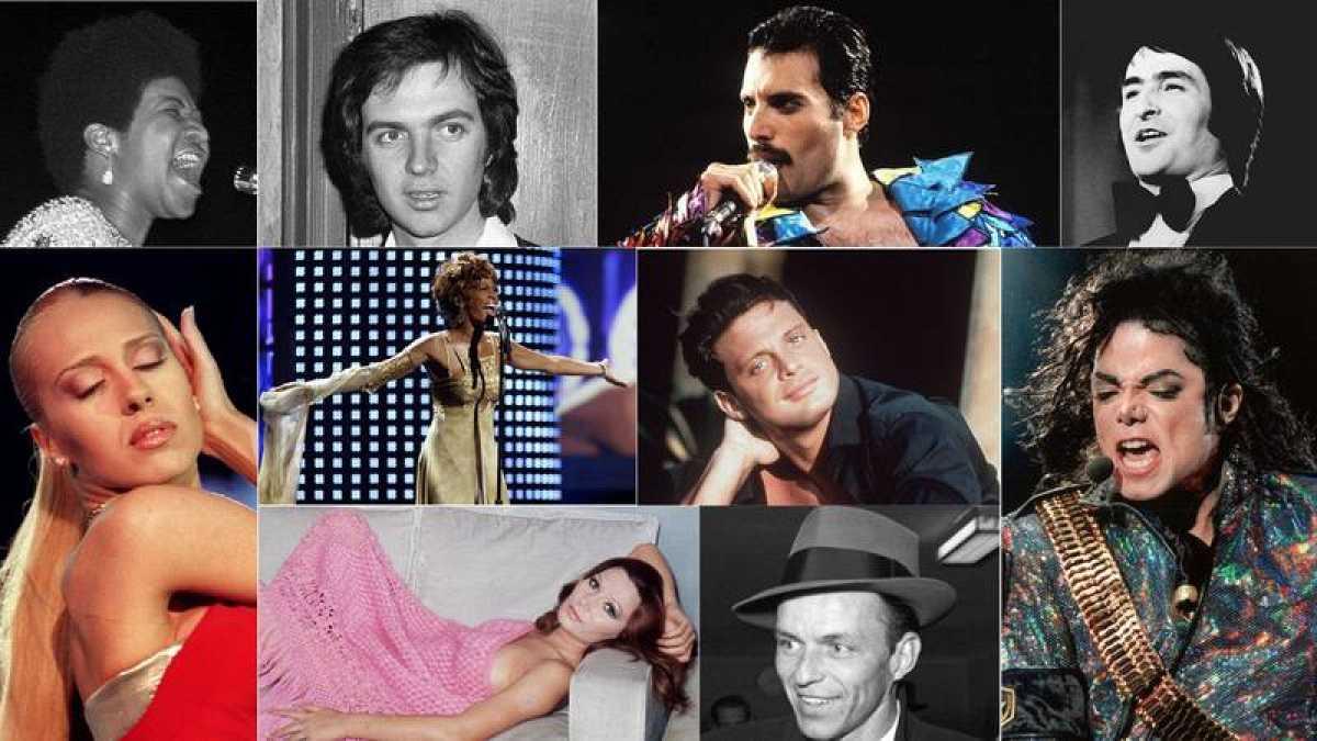 Las 10 Mejores Voces De La Historia De La Música Rtve Es