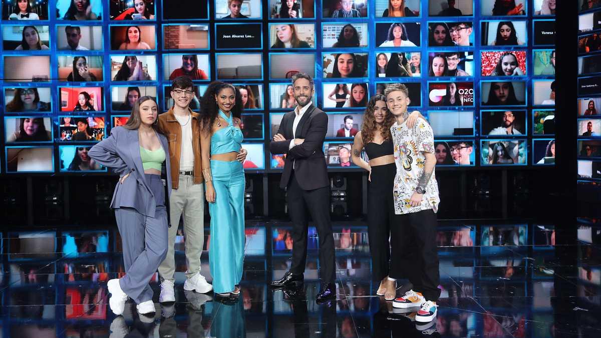 Actriz Porno Expulsada Gran Hermano operación triunfo 2020 - gala 13. final