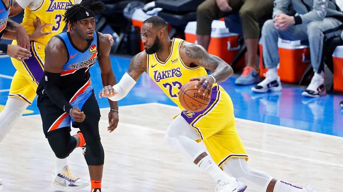 Los Lakers y los Clippers ganan en una mala noche para los Timberwolves