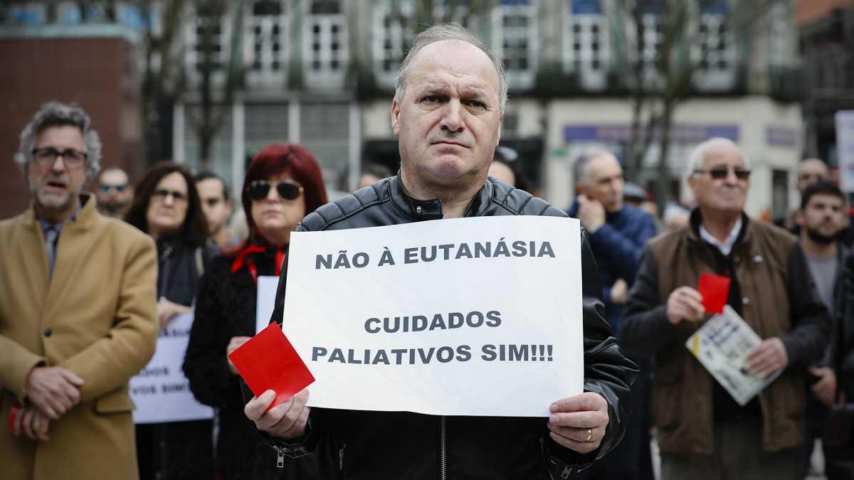 La eutanasia se abre camino en Portugal l RTVE