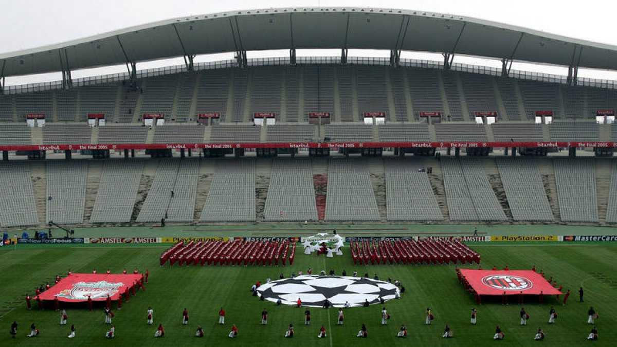 Fútbol   Champions   El estadio Ataturk de Estambul acogerá la final de la  Champions en 2020 - RTVE.es