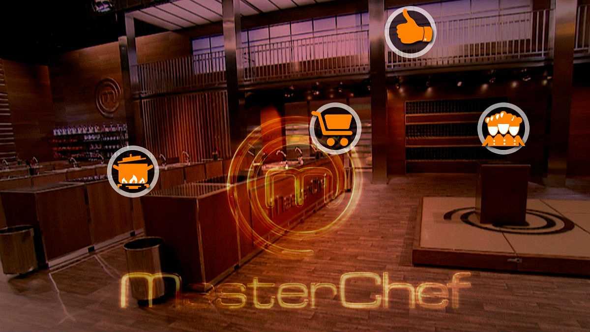 Visita interactiva al plató de MasterChef