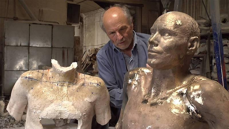 Antonio López, protagonista de uno de los documentales de 'Imprescindibles'