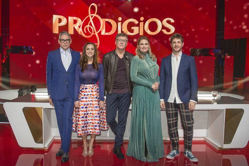 Boris Izaguirre, Paula Prendes, Nacho Duato, Ainhoa Arteta, y Andrés Salado