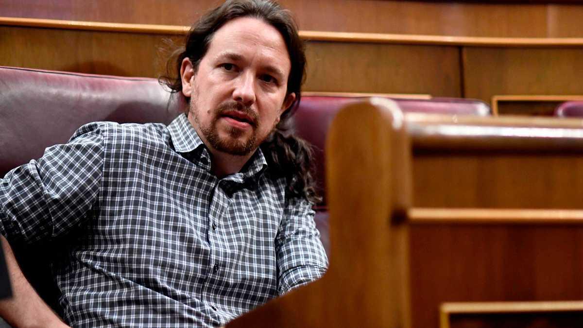 """Iglesias: """"Los españoles no quieren un gobierno de partido único"""""""