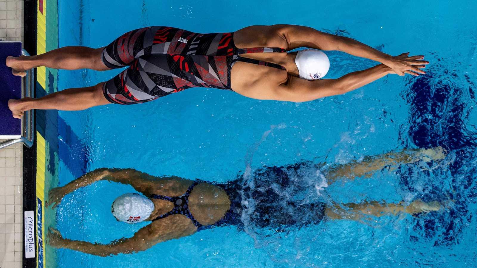 Las claves de los relevos de natación