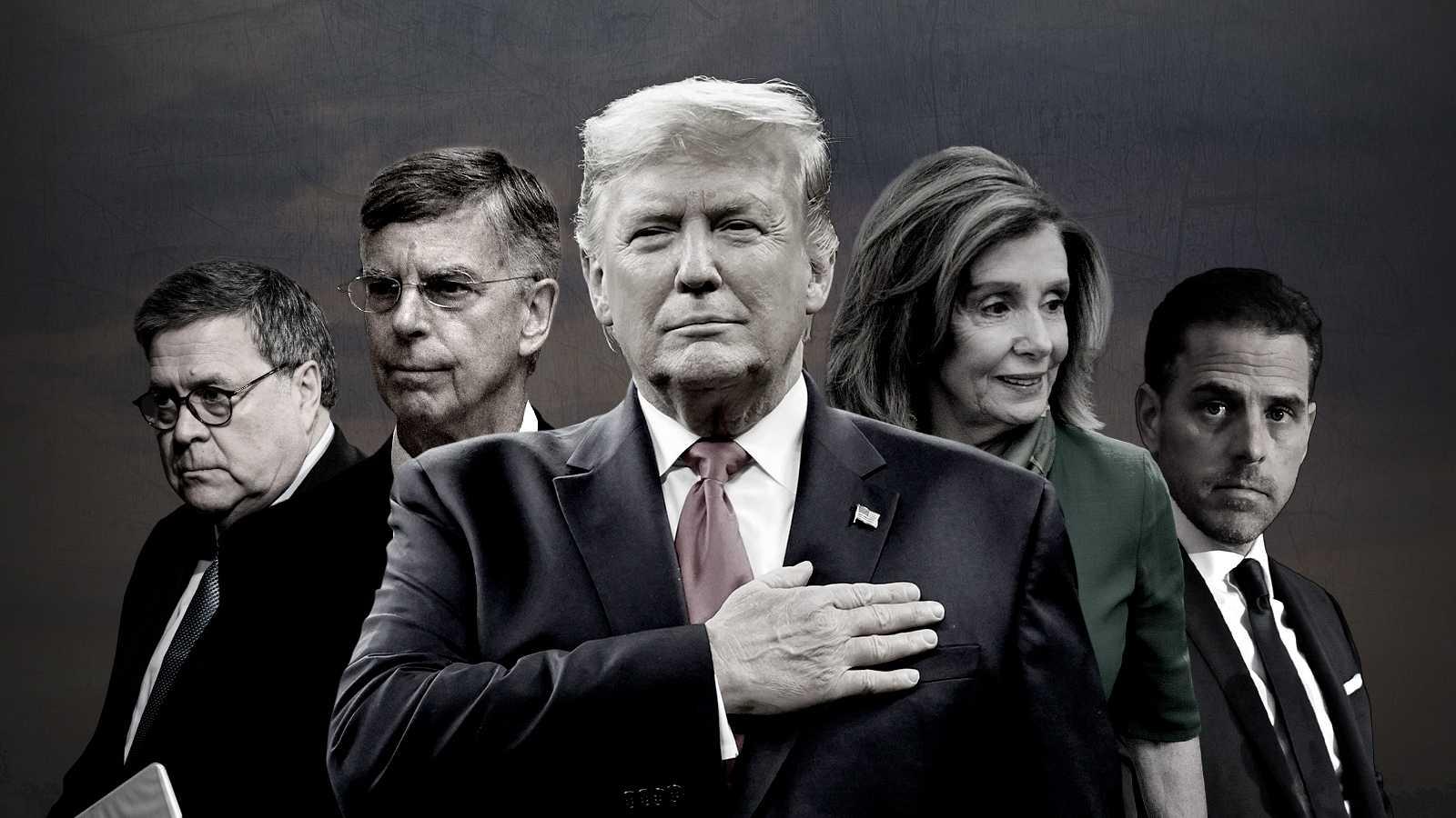 Quién es quién en el 'impeachment' a Trump