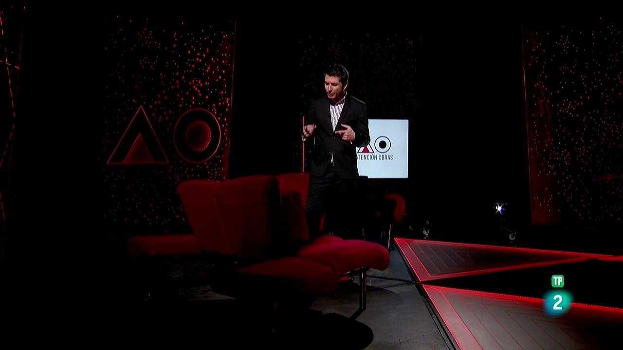 Carlos del Amor, actul presentador de 'Atención Obras'