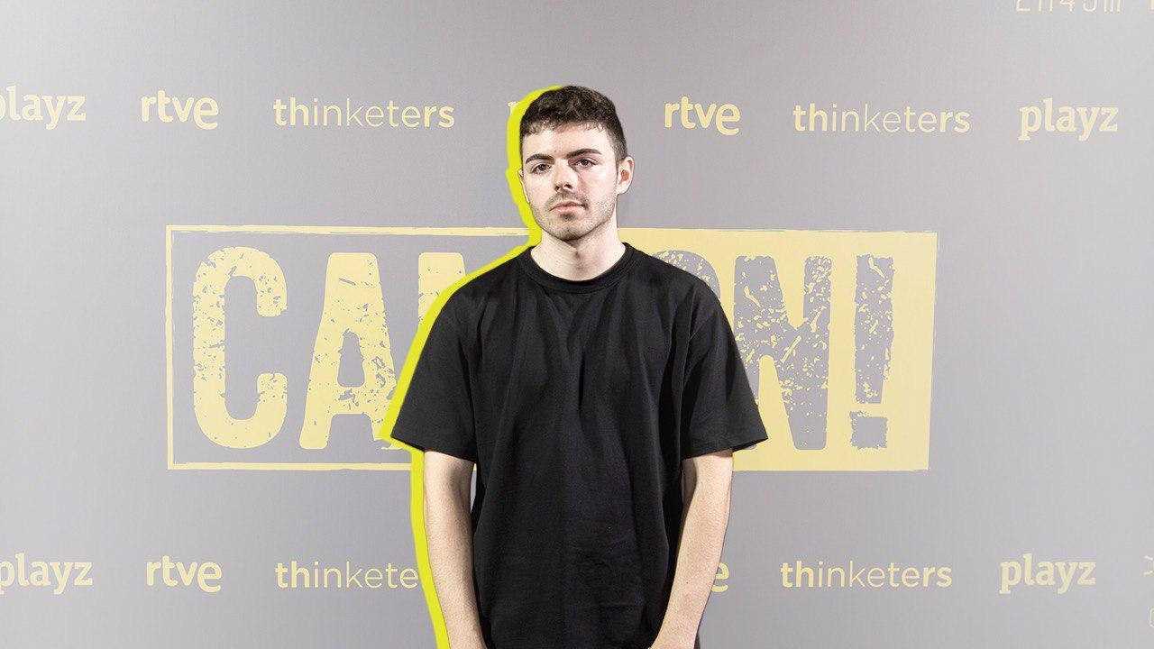 Marc Vilas, concursante de 'Cam On 2'