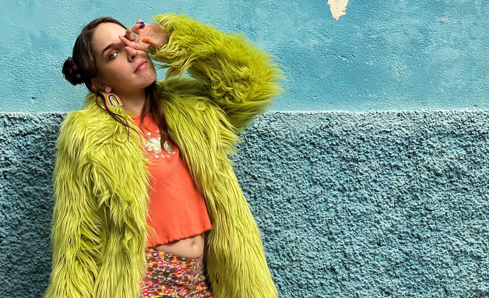 Amarna Miller, ganadora de la segunda temporada de 'Cam On'