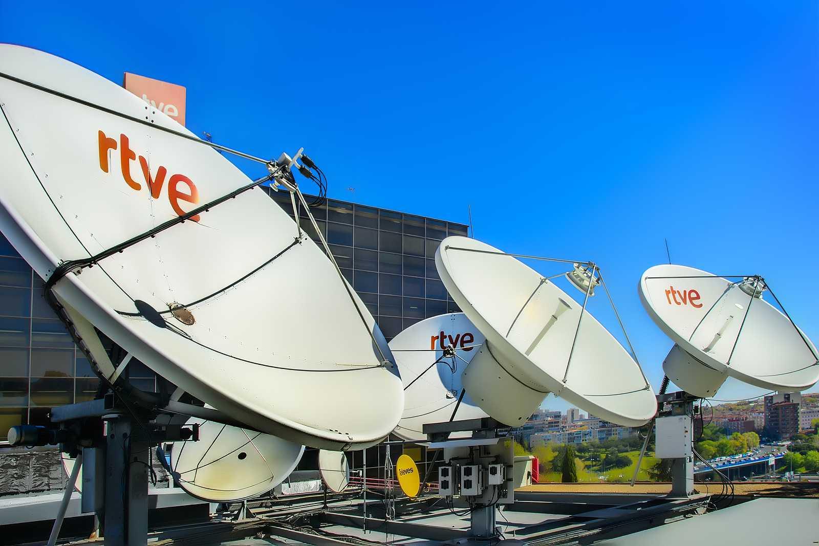 Instalaciones de RTVE