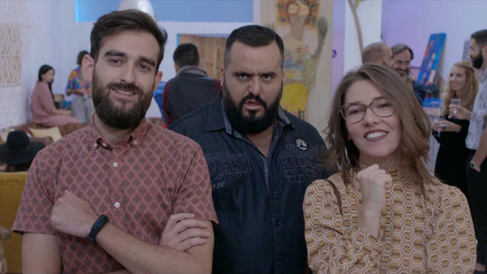 Kike Pérez interpreta a Pedro 'El Grasa' en la dramedia de David Sainz, 'Grasa'