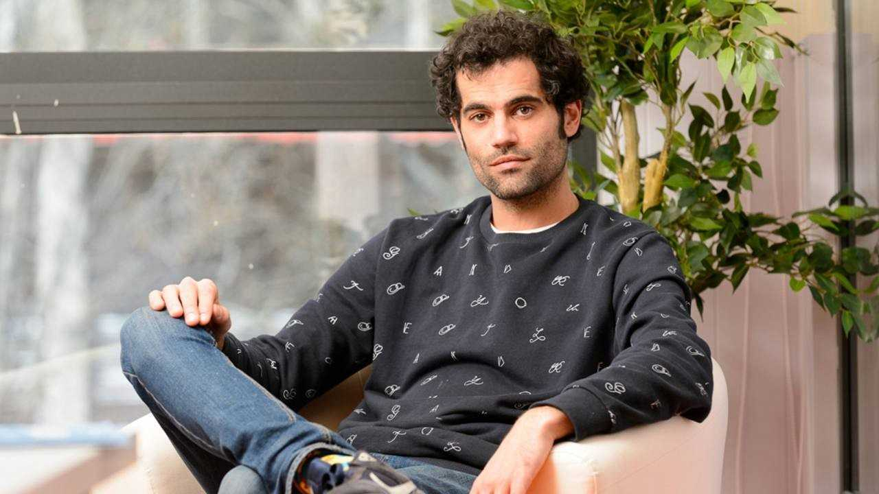 Jordi Mestre interpretaba al doctor Hamman Dacaret en la serie de TVE 'Centro médico'.