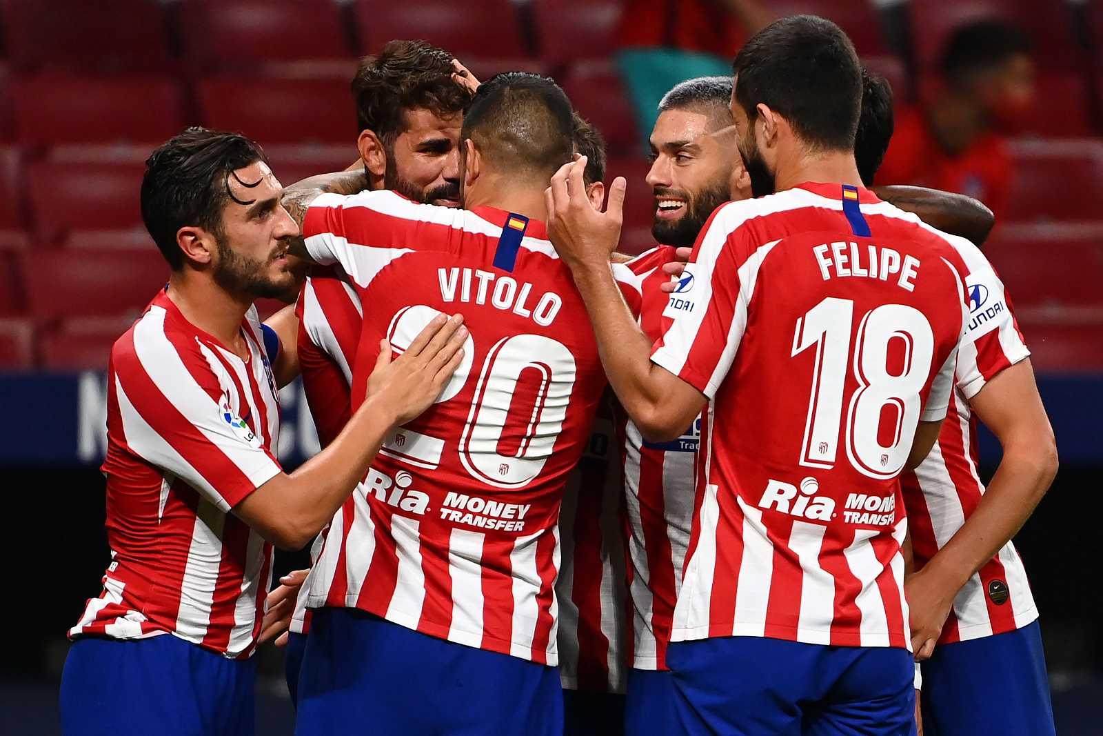 Atlético - Betis