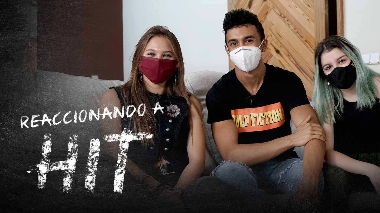 Vemos junto a Nourdin Batán, María Rivera y Krista Aroka el primer capítulo de HIT, ¡así lo han vivido!