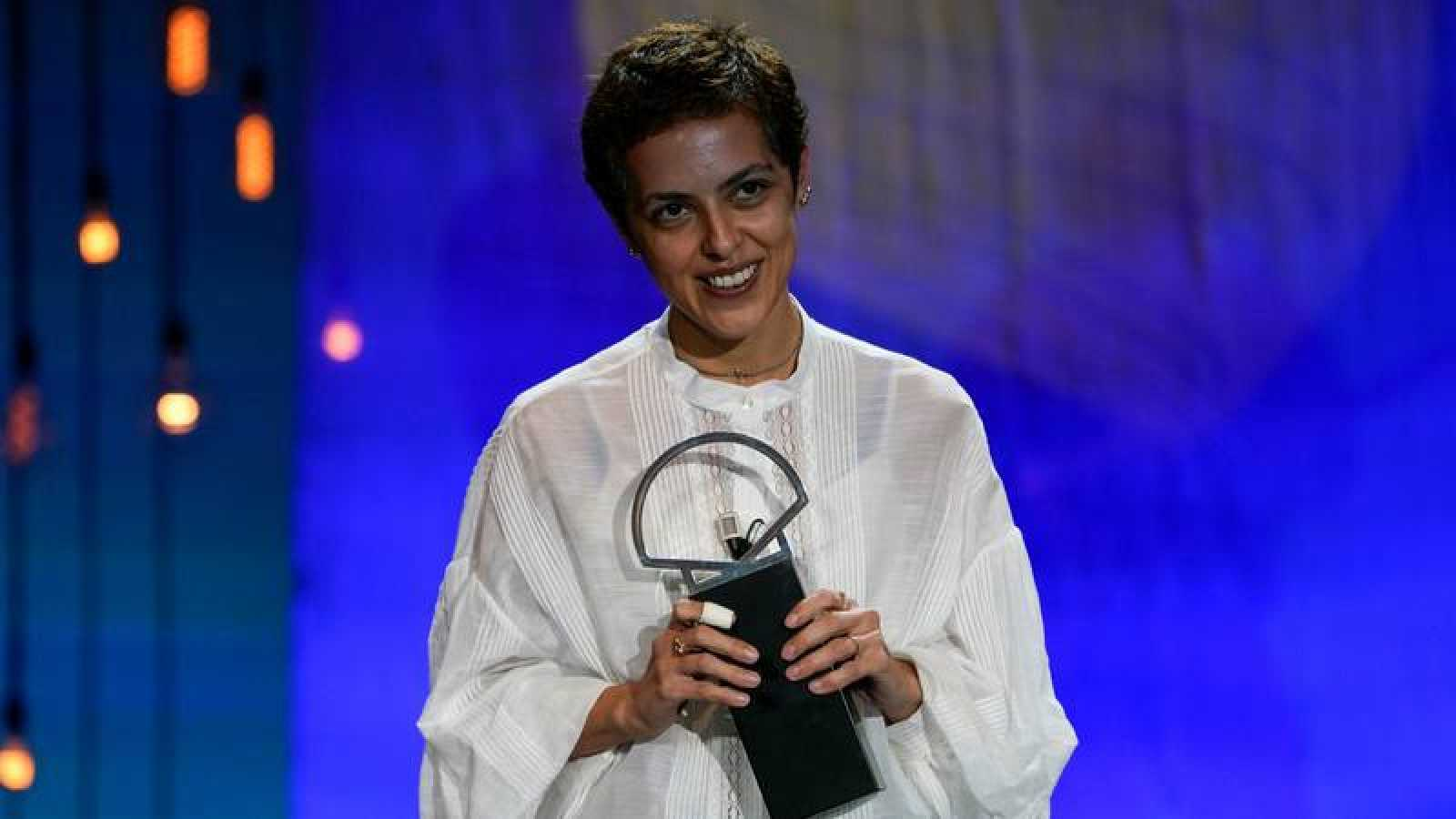 Concha de Oro histórica para 'Beginning', deslumbrante retrato de la opresión de una mujer en Georgia