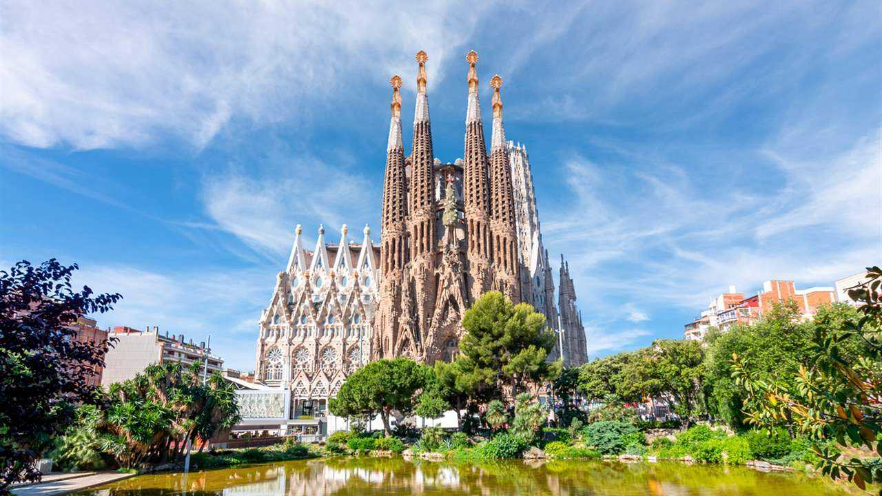 La Sagrada Família, la Casa Museu Salvador Dalí i la Casa Vicens, en les categories de Lloc més destacat del 2020