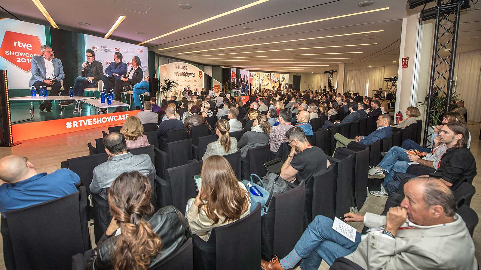 RTVE Showcase: great success in the second edition (Video summary)