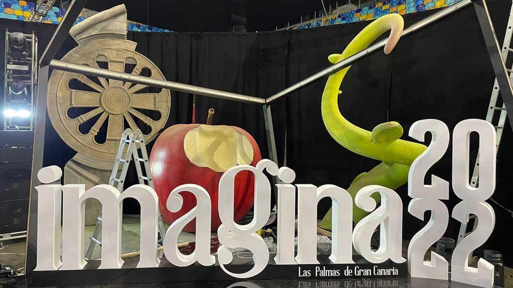 """""""Imagina 2022"""", carnaval virtual de Las Palmas de Gran Canaria 2021"""