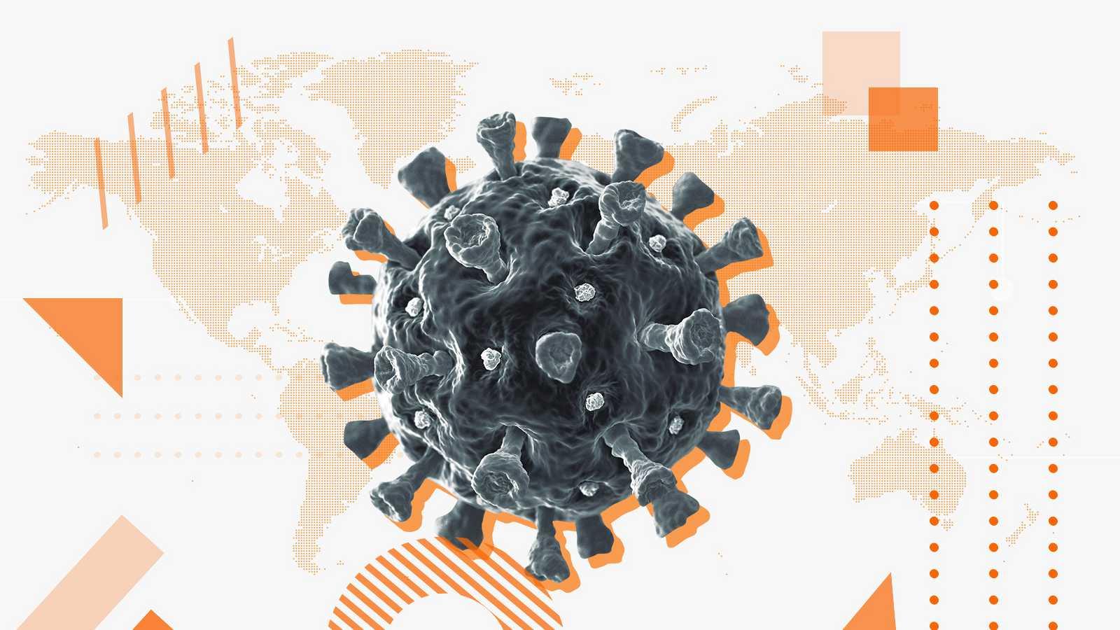 Mapa del coronavirus en el mundo: casos, muertes y últimos datos de su evolución