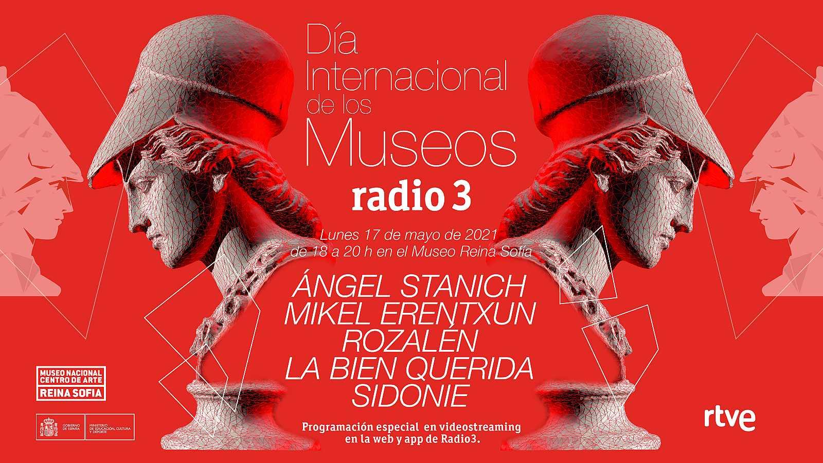 Radio 3 celebra el Día Internacional de los Museos