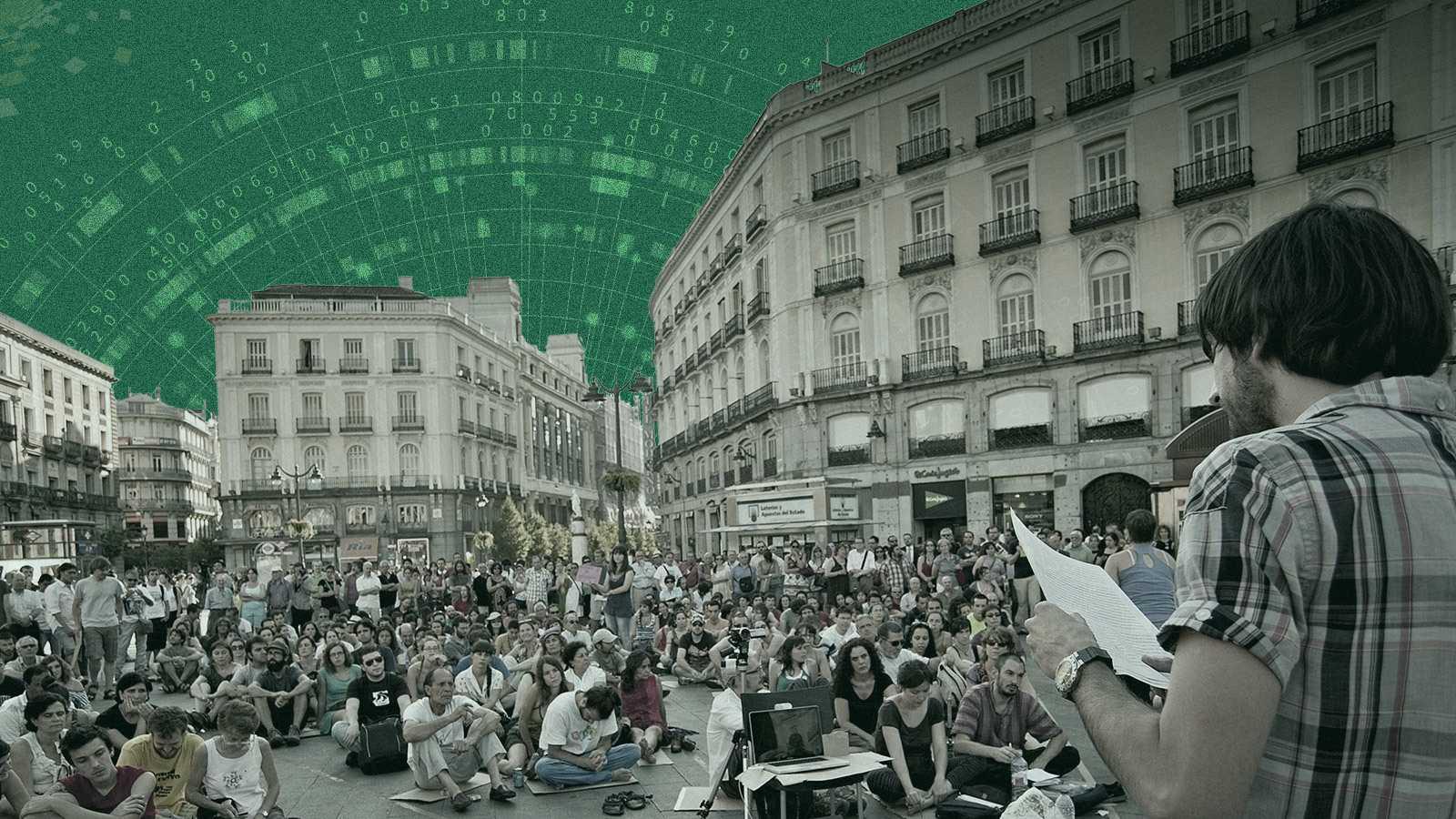 El Movimiento 15M, un hito en la participación política ciudadana de España