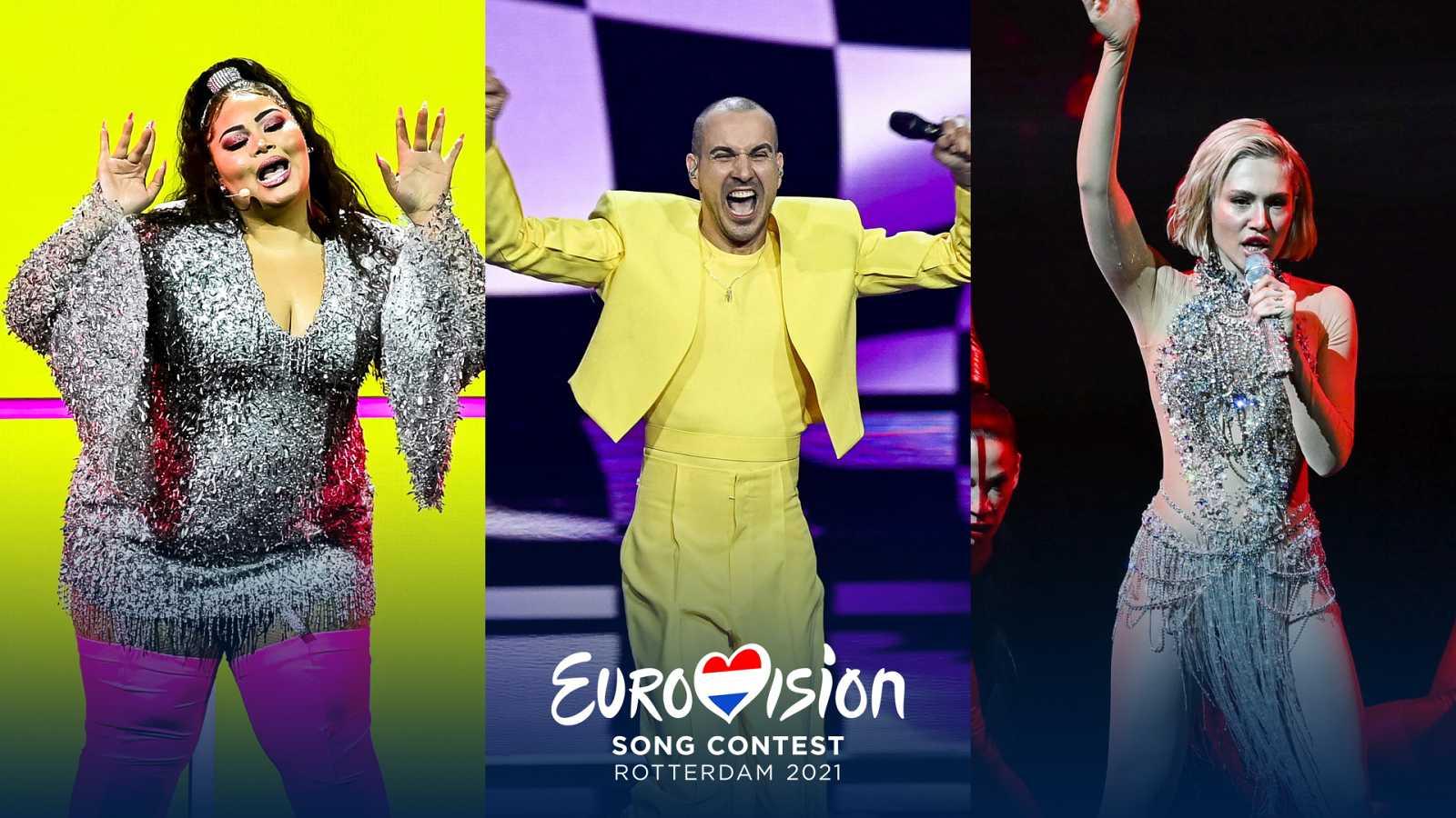 Malta, Chipre y Lituania, favoritos de la primera semifinal de Eurovisión 2021