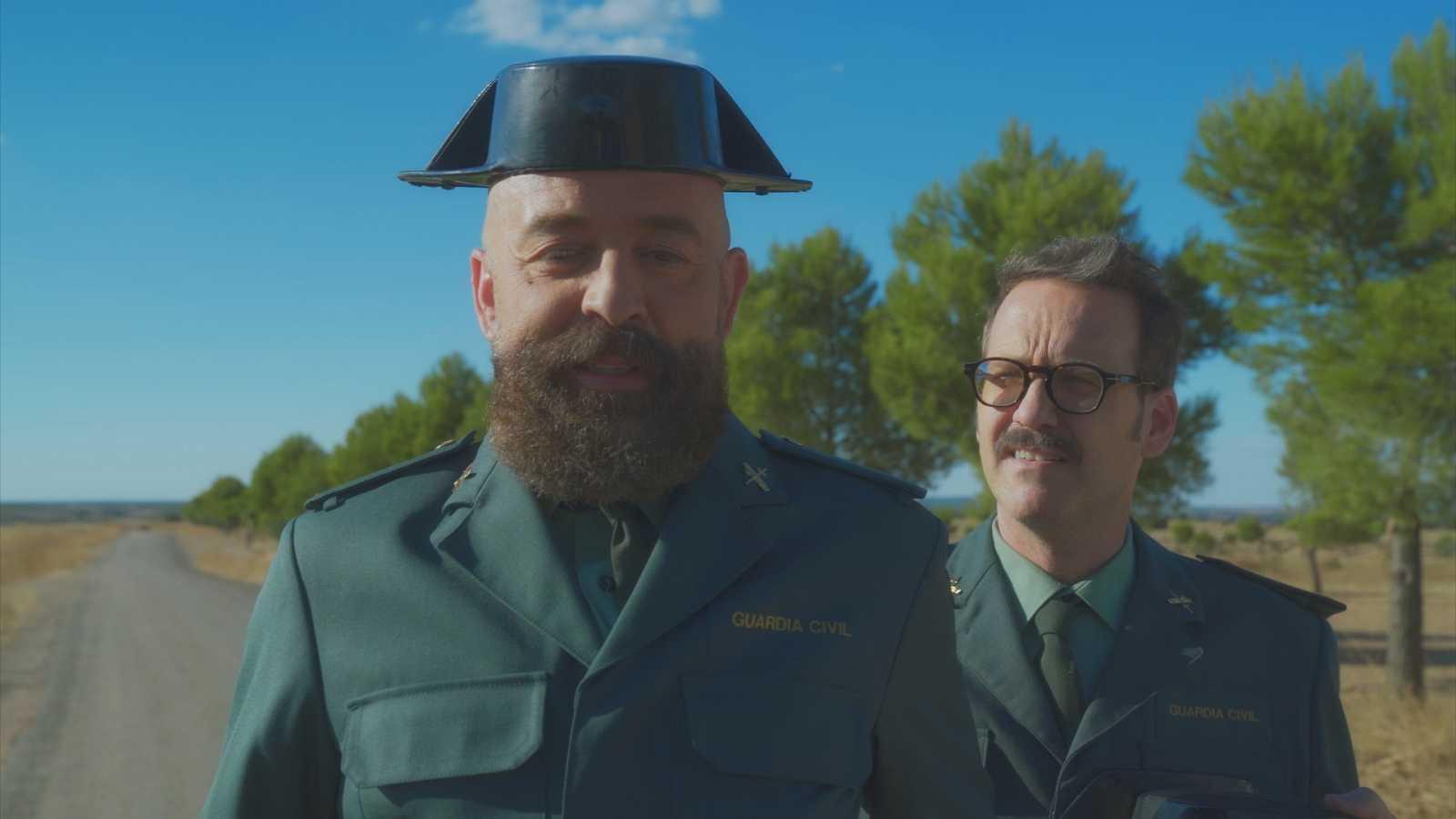 Goyo Jiménez cierra 'Un país para reírlo' con el humor manchego