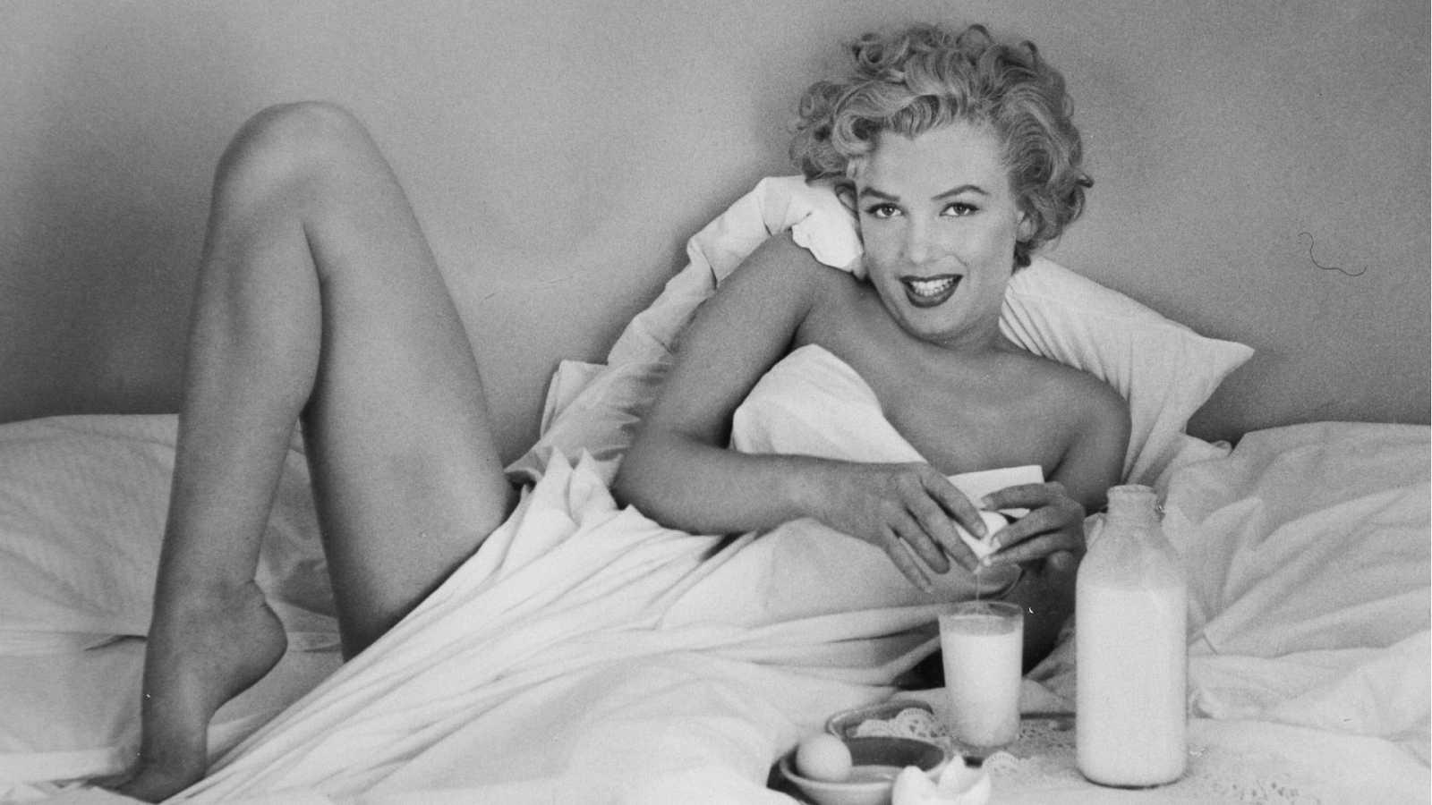 La dieta de Marilyn de su puño y letra: sus libros de cocina salen a subasta.