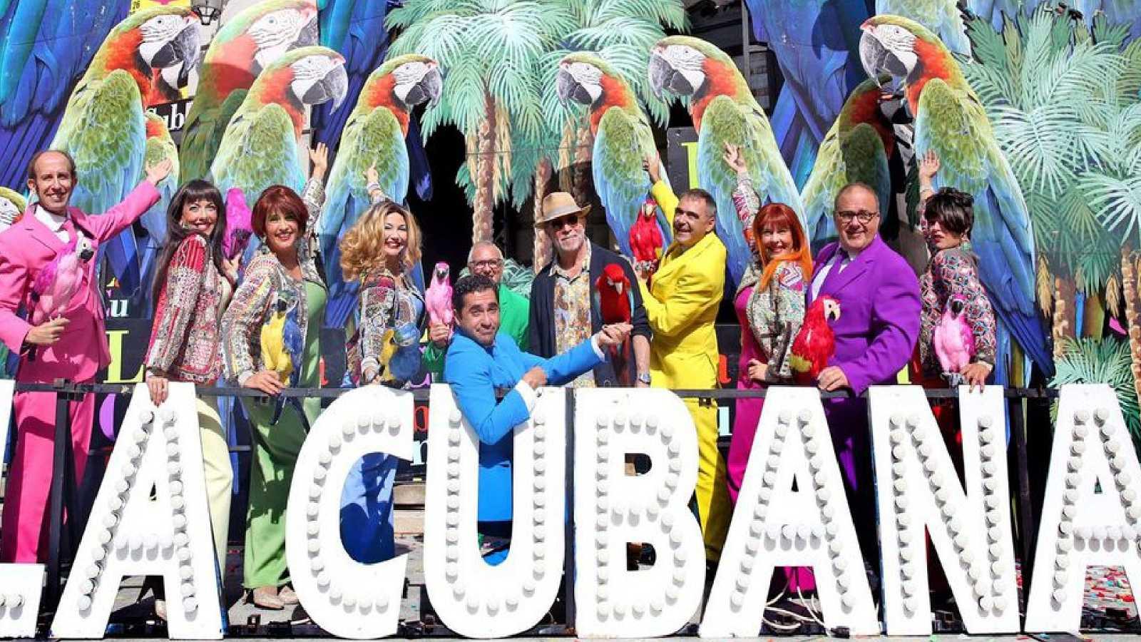 Els primers 40+1 anys de riure amb La Cubana