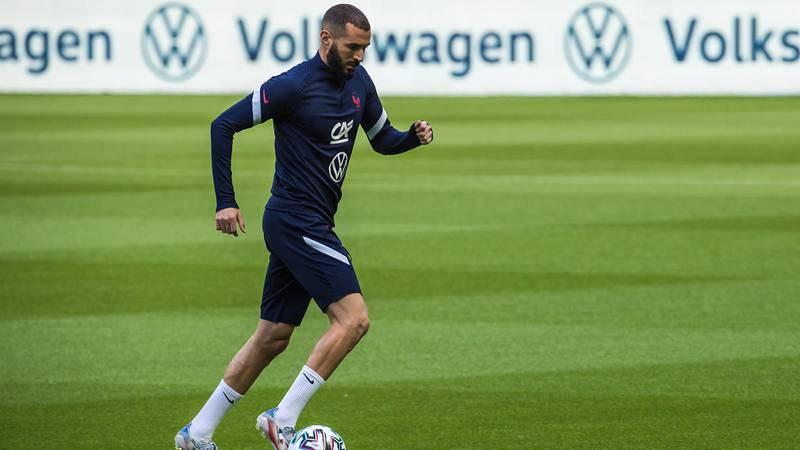 Karim Benzema ha sido el último jugador afectado por el coronavirus