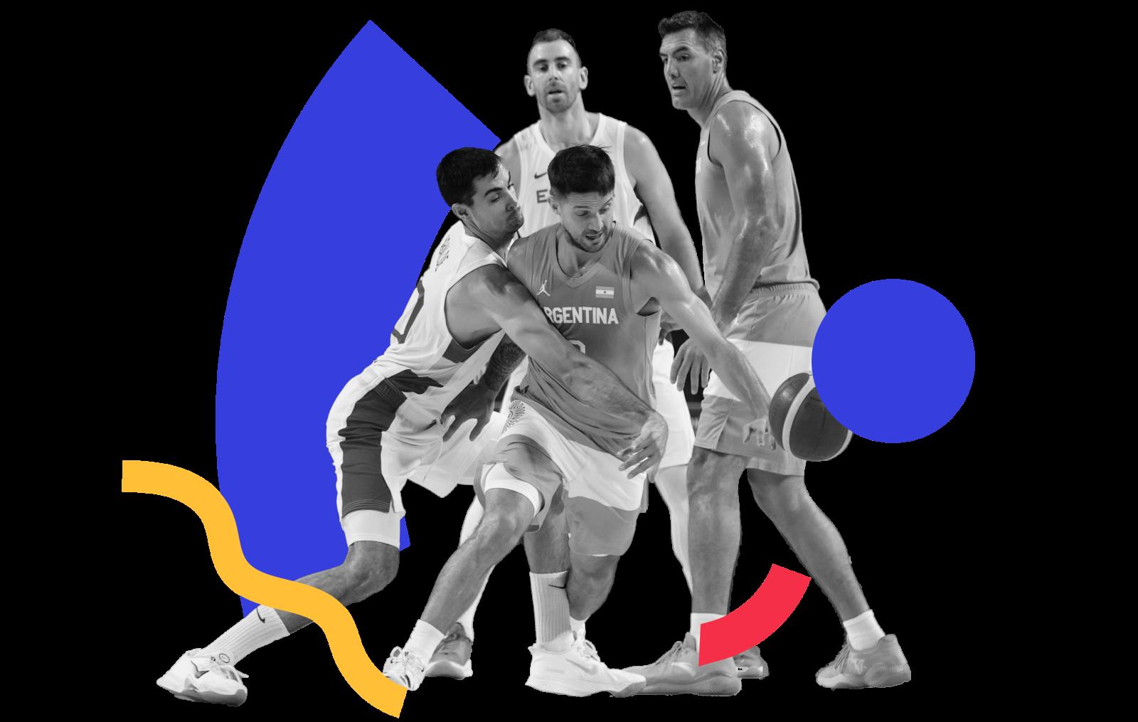 La selección masculina de baloncesto sella su pase a cuartos