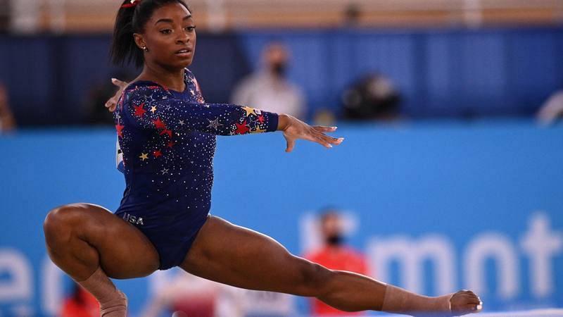 Simone Biles no estará en la final de suelo de gimnasia artística