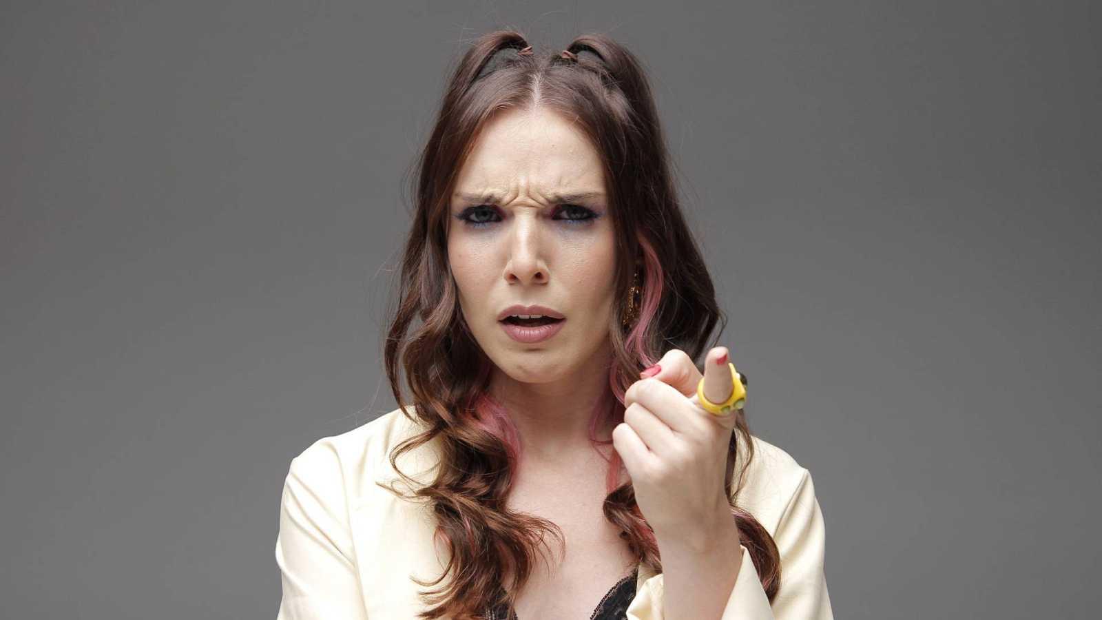 Inés Hernand en Gen Playz sobre OnlyFans