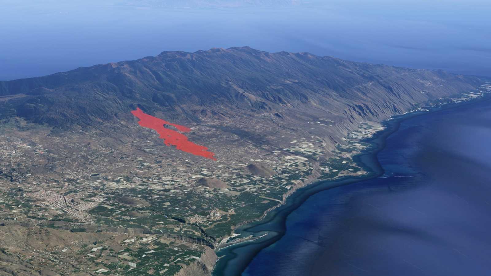 De los ríos de lava a las nubes de gas: cinco claves tras la primera semana de erupción en La Palma
