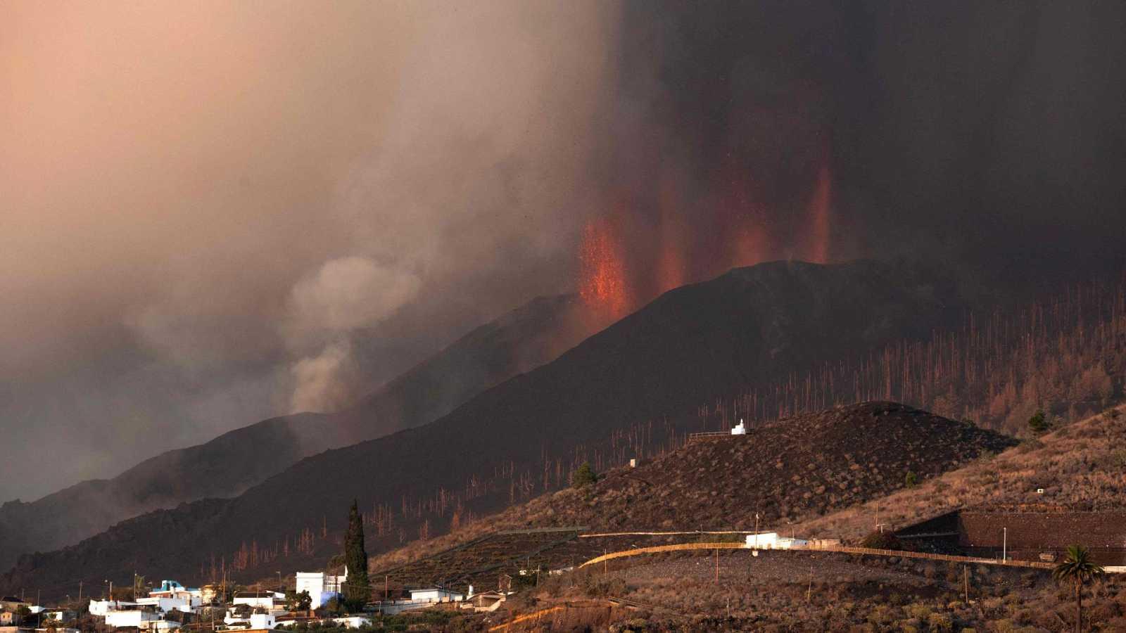 La Palma, semana 1 después de la erupción: la desesperanza hace mella entre los casi 6.000 evacuados