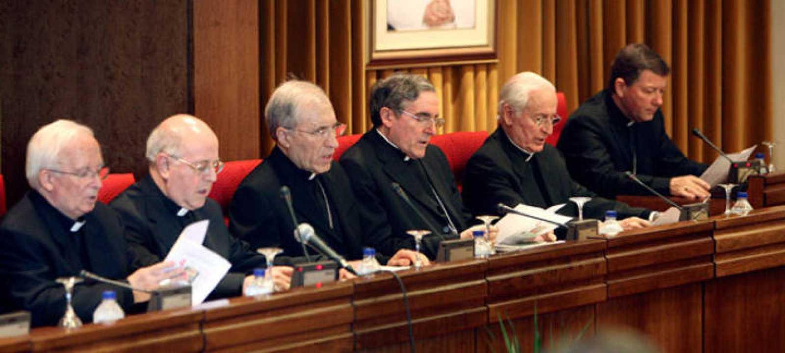 Los obispos se reúnen para elegir presidente